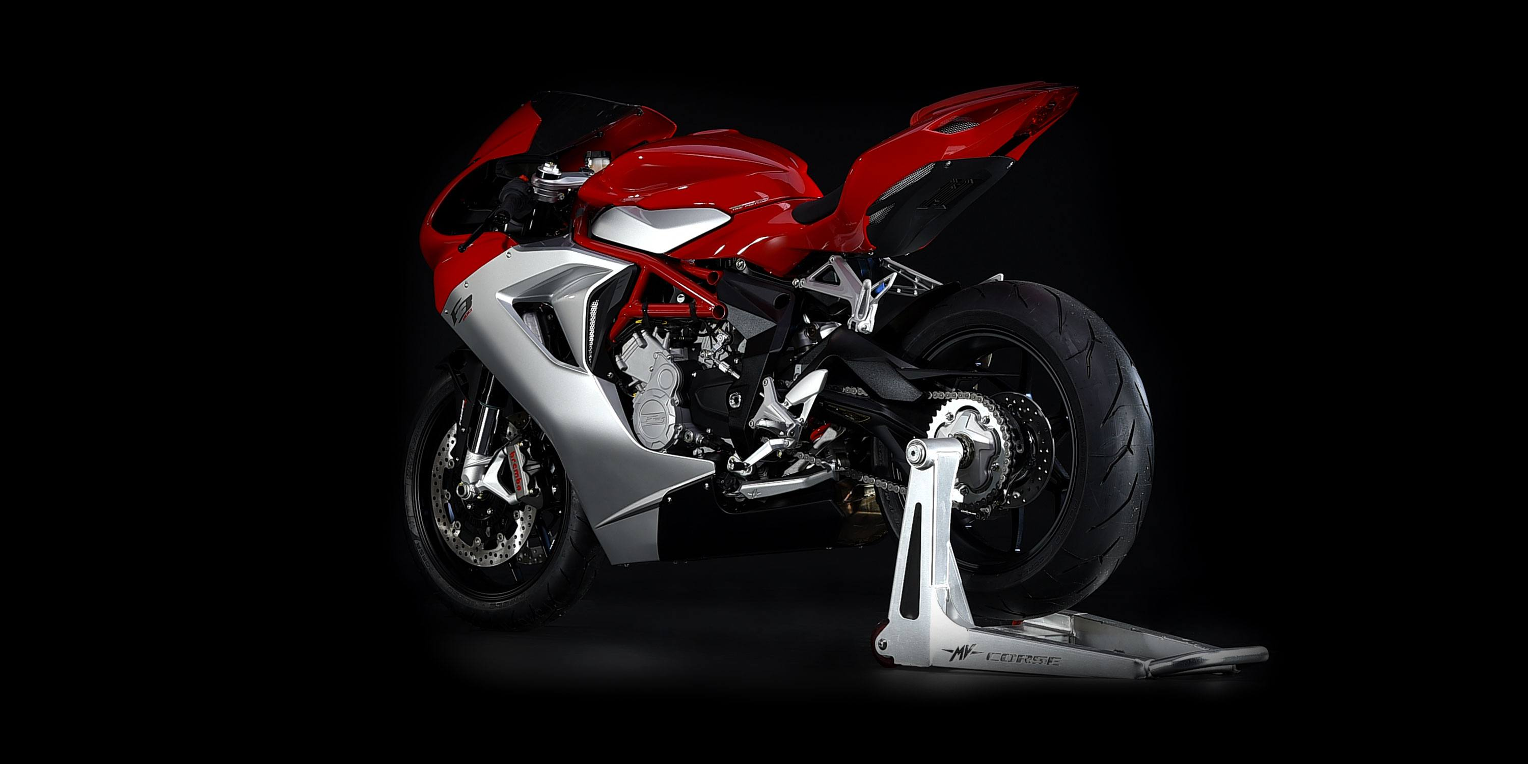 2016 MV Agusta F3 800 in Bellevue, Washington