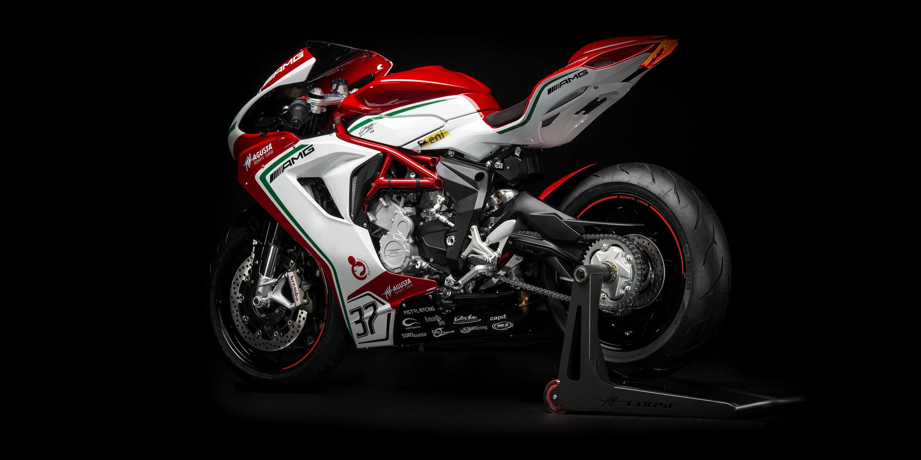 2016 MV Agusta F3 800 RC in Bellevue, Washington