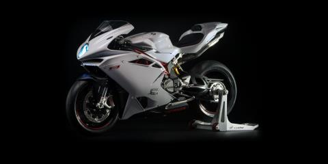 2016 MV Agusta F4 in San Bernardino, California