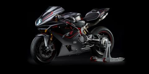 2016 MV Agusta F4 RR in Bellevue, Washington