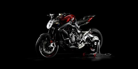 2017 MV Agusta BRUTALE 800 RR in Bellevue, Washington