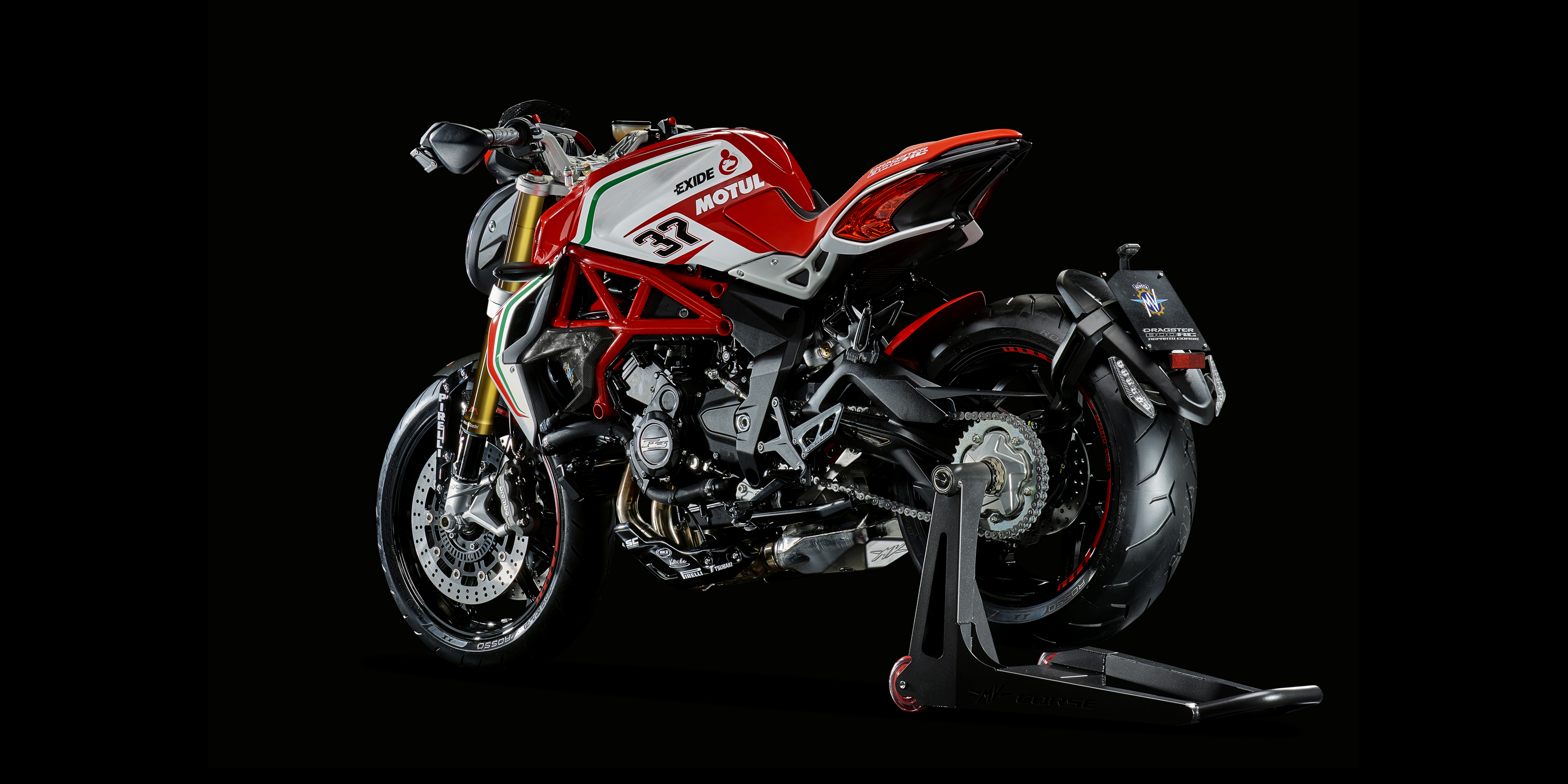 2017 MV Agusta DRAGSTER 800 RC in Greenwood Village, Colorado