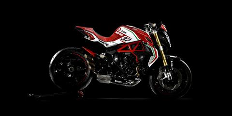 2017 MV Agusta DRAGSTER 800 RC in Bellevue, Washington
