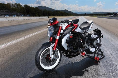 2017 MV Agusta Dragster 800 RR in Bellevue, Washington