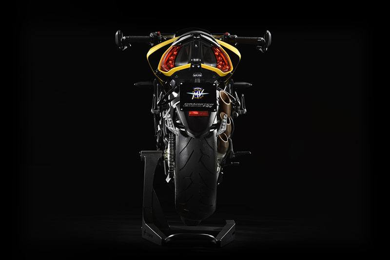 2017 MV Agusta Dragster 800 RR in Depew, New York