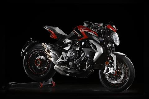 2017 MV Agusta Dragster 800 RR in Fort Montgomery, New York
