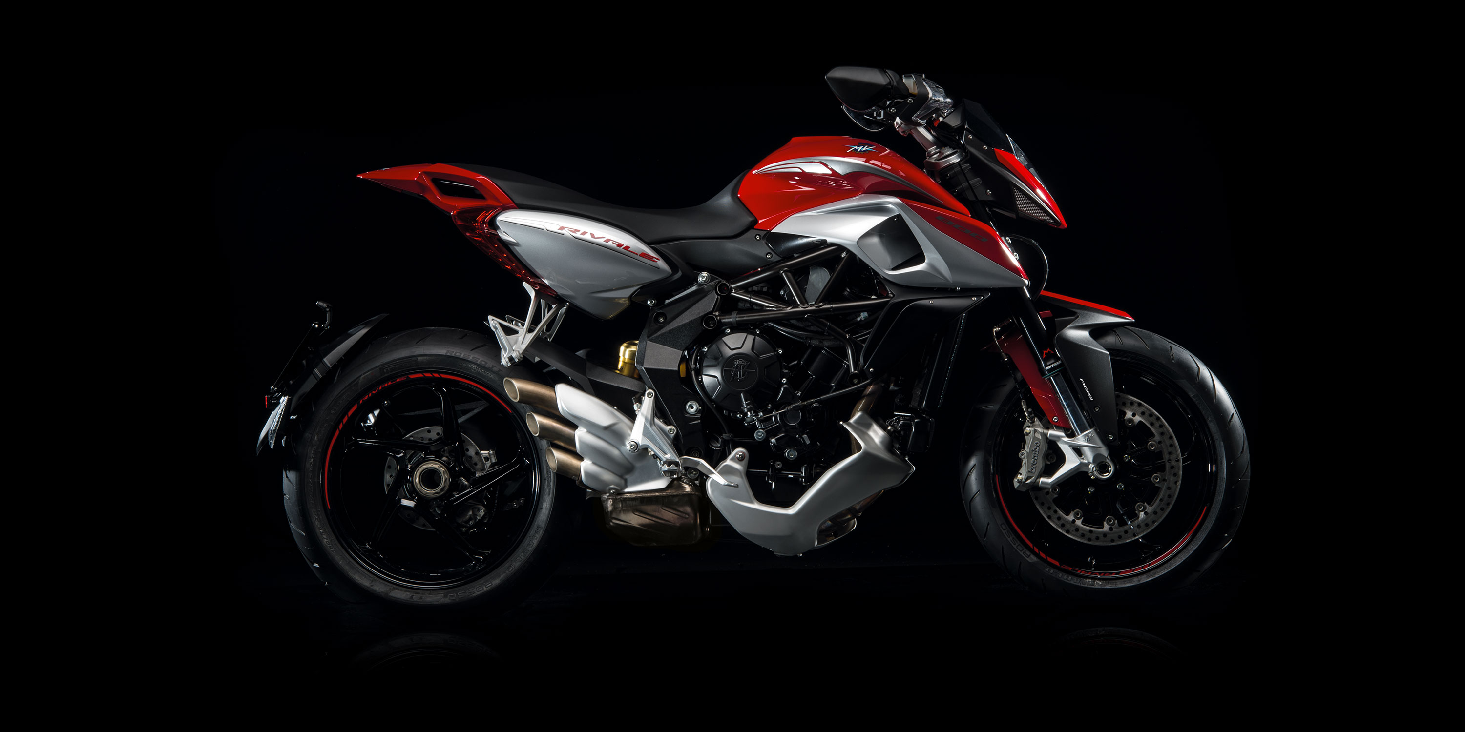 2017 MV Agusta Rivale 800 in San Bernardino, California