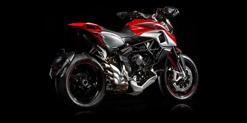 2017 MV Agusta Rivale 800 in Fort Montgomery, New York