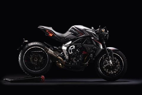 2017 MV Agusta RVS 1 in Depew, New York