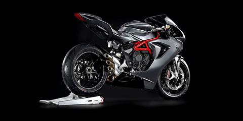 2017 MV Agusta F3 675 in Fort Montgomery, New York