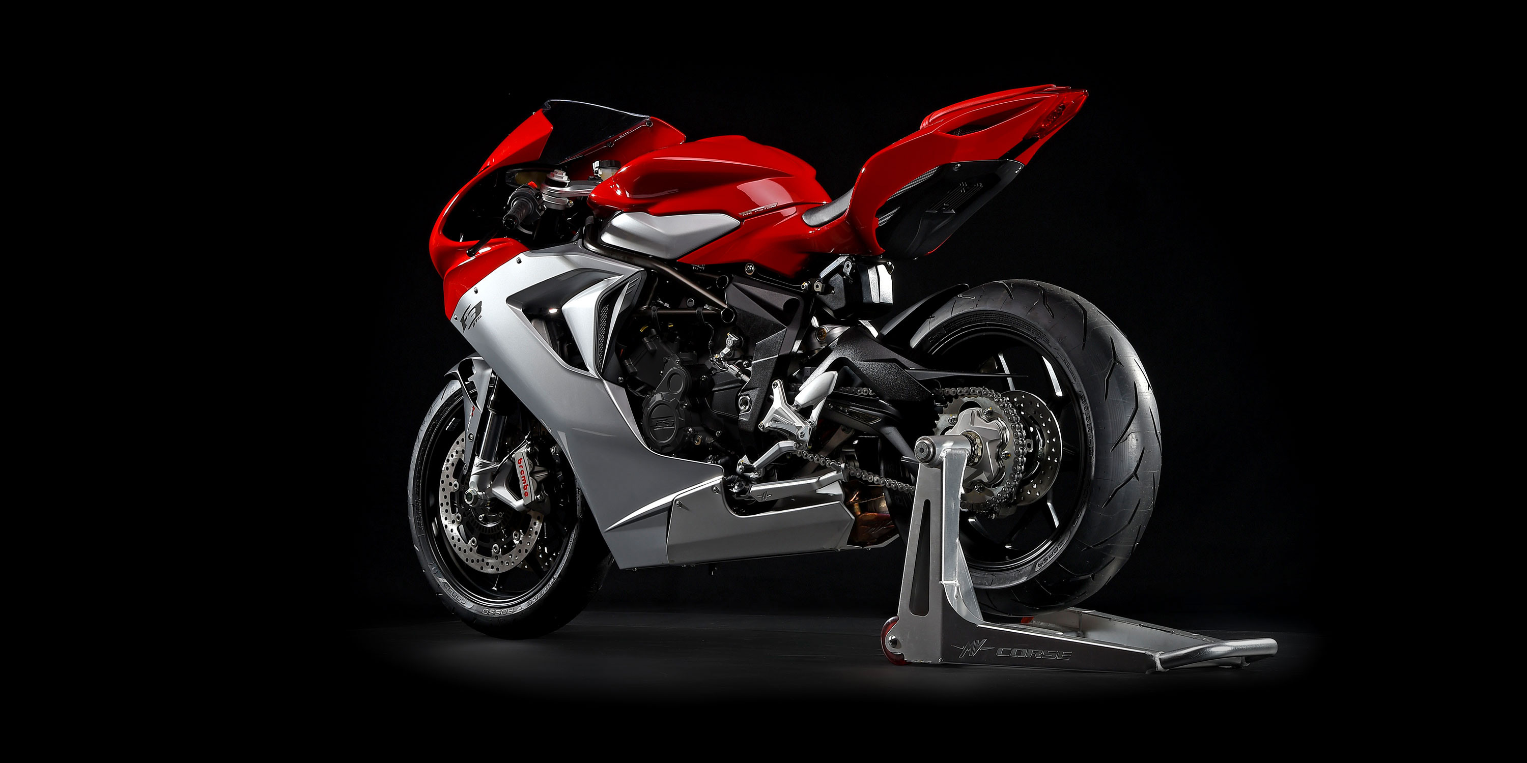 2017 MV Agusta F3 675 in San Bernardino, California