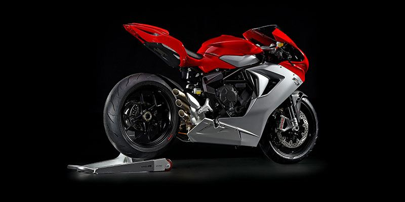 2017 MV Agusta F3 675 in Bellevue, Washington