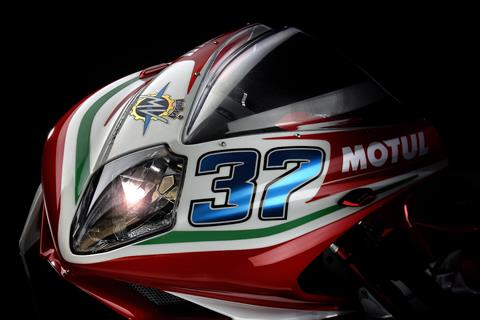 2017 MV Agusta F3 675 RC in San Bernardino, California