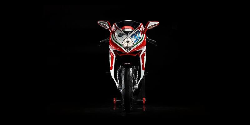 2017 MV Agusta F3 675 RC in Fort Montgomery, New York