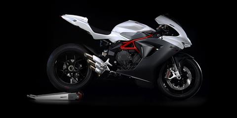 2017 MV Agusta F3 800 in San Bernardino, California