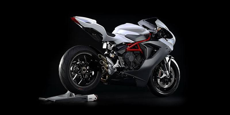 2017 MV Agusta F3 800 in Fort Montgomery, New York