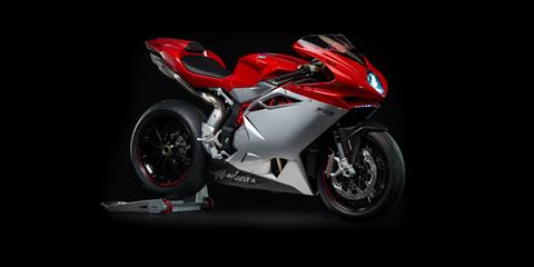 2017 MV Agusta F4 in Bellevue, Washington