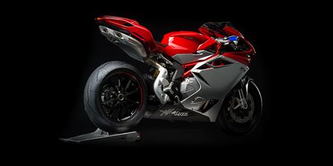 2017 MV Agusta F4 in Fort Montgomery, New York