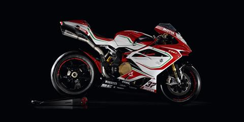 2017 MV Agusta F4 RC in San Bernardino, California