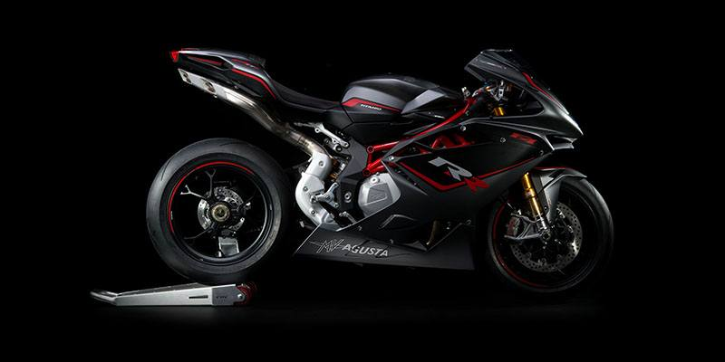 New 2017 MV Agusta F4 RR Motorcycles in Bellevue, WA | Stock Number ...