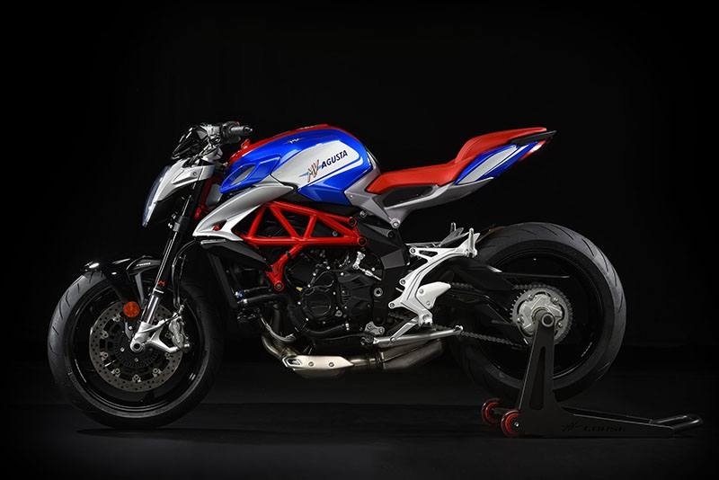 2018 MV Agusta BRUTALE 800 America in Fort Montgomery, New York