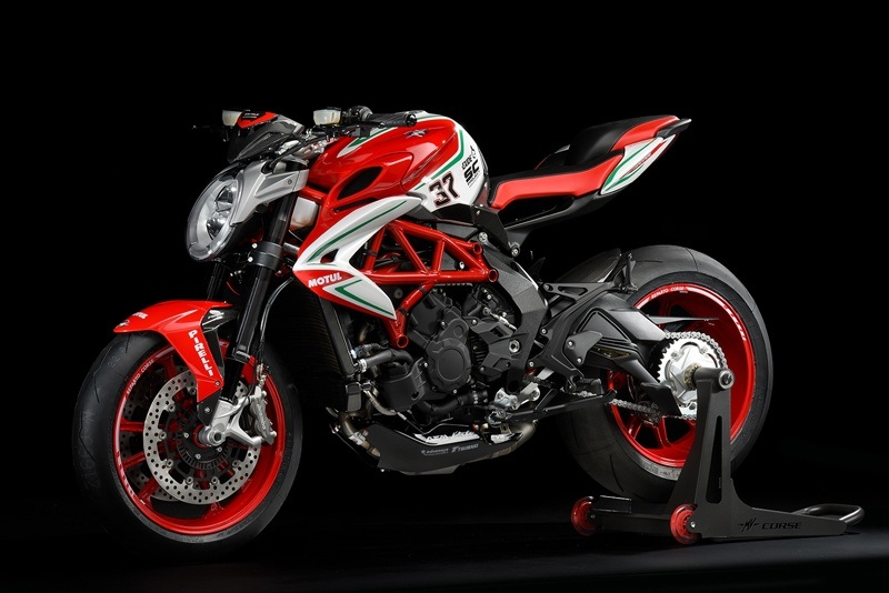 2018 MV Agusta Brutale 800 RC in Fort Montgomery, New York