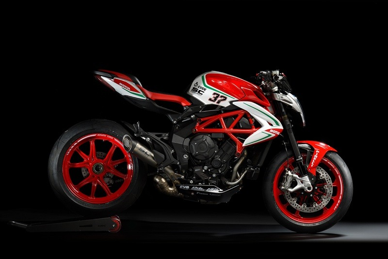 2018 MV Agusta Brutale 800 RC in Bellevue, Washington