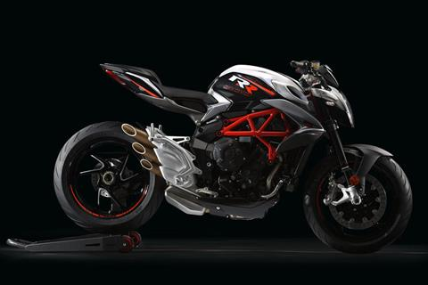 2018 MV Agusta Brutale 800 RR in Shelby Township, Michigan