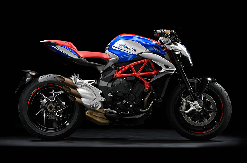 2018 MV Agusta BRUTALE 800 RR AMERICA in Fort Montgomery, New York