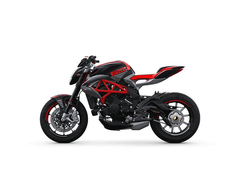 New 2018 Mv Agusta Brutale 800 Rr Pirelli Motorcycles In