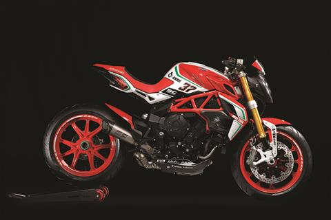 2018 MV Agusta Dragster 800 RR RC in Bellevue, Washington