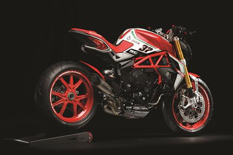 2018 MV Agusta Dragster 800 RR RC in Marietta, Georgia
