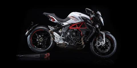2018 MV Agusta DRAGSTER 800 in Fort Montgomery, New York