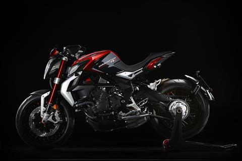 2018 MV Agusta DRAGSTER 800 RR in Depew, New York