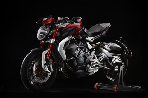 2018 MV Agusta DRAGSTER 800 RR in Bellevue, Washington