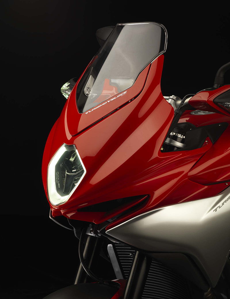 2018 MV Agusta Turismo Veloce 800 Lusso in Fort Montgomery, New York - Photo 7