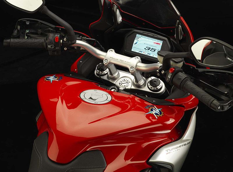2018 MV Agusta Turismo Veloce 800 Lusso in Fort Montgomery, New York - Photo 8