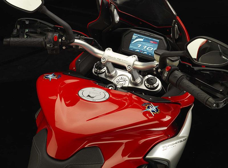 2018 MV Agusta Turismo Veloce 800 Lusso in Fort Montgomery, New York - Photo 9