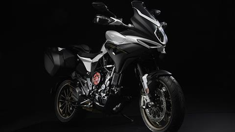2018 MV Agusta Turismo Veloce 800 Lusso SCS in Fort Montgomery, New York