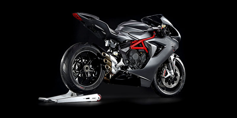 2018 MV Agusta F3 675 in Bellevue, Washington