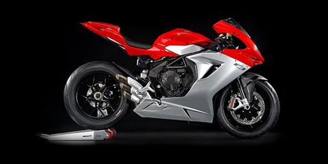 2018 MV Agusta F3 675 in Depew, New York