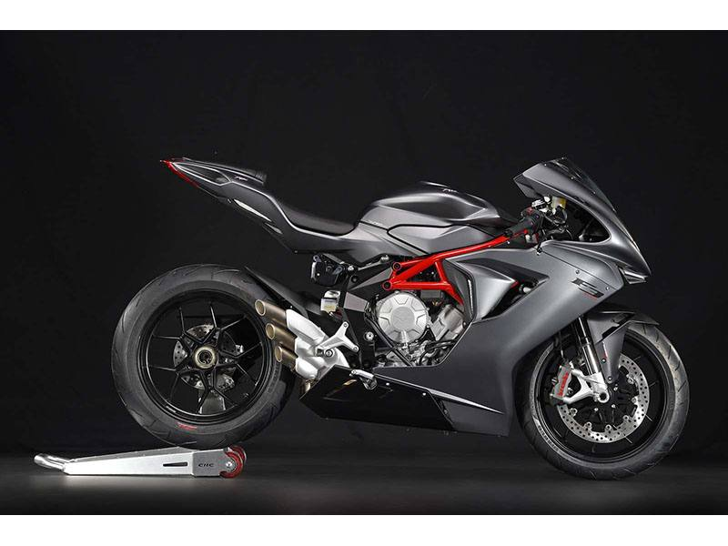 2018 MV Agusta F3 675 EAS ABS in Shelby Township, Michigan - Photo 1