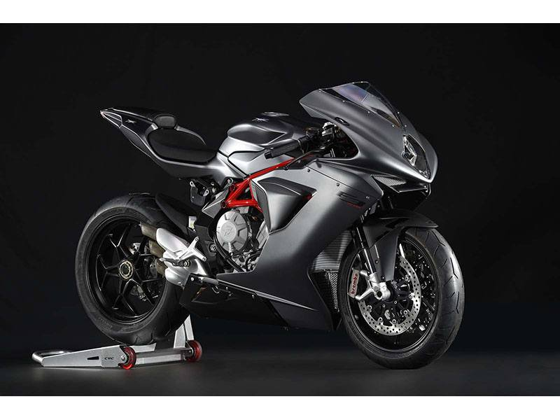 2018 MV Agusta F3 675 EAS ABS in Shelby Township, Michigan - Photo 3