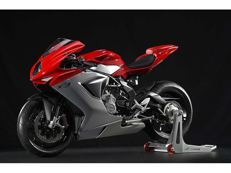 2018 MV Agusta F3 675 EAS ABS in Depew, New York - Photo 4
