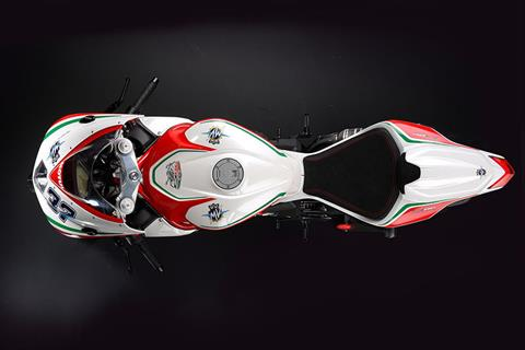 2018 MV Agusta F3 675 RC in Marietta, Georgia - Photo 10