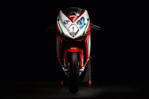 2018 MV Agusta F3 675 RC in Marietta, Georgia - Photo 11
