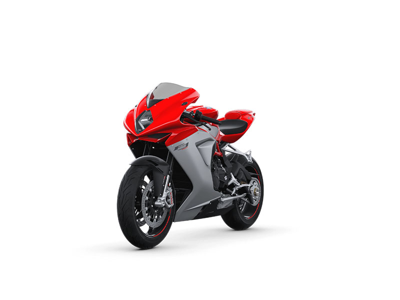2018 MV Agusta F3 800 in Bellevue, Washington
