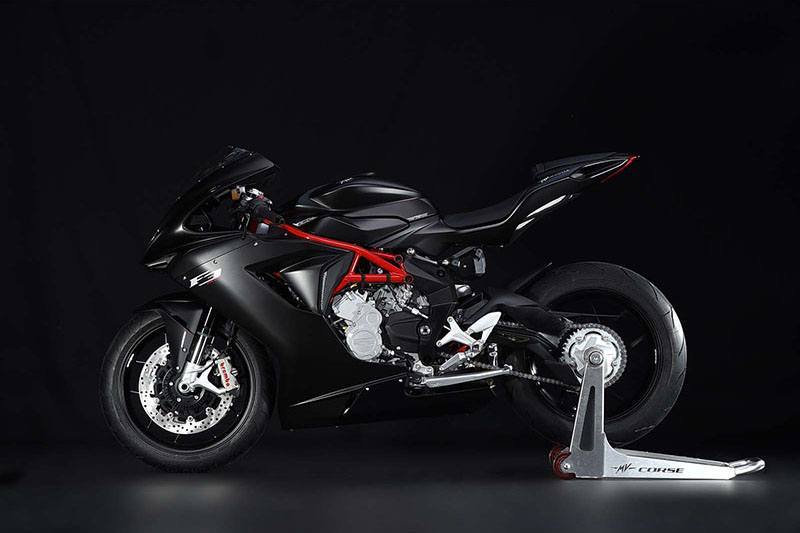 2018 MV Agusta F3 800 EAS ABS in Shelby Township, Michigan - Photo 2