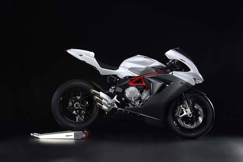 2018 MV Agusta F3 800 EAS ABS in Bellevue, Washington