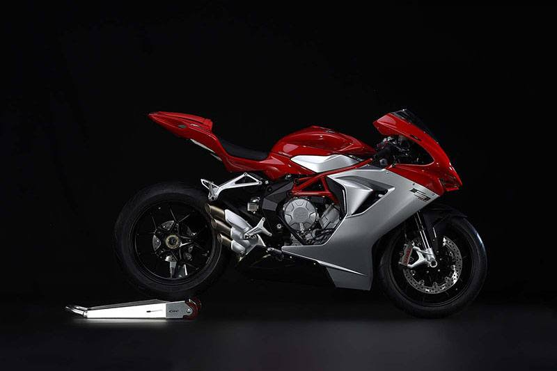 2018 MV Agusta F3 800 EAS ABS in Depew, New York - Photo 1
